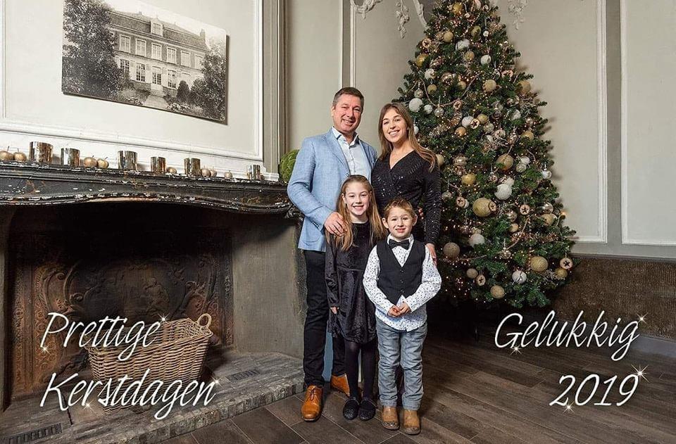 Prettige feestdagen en een gelukkig 2019!